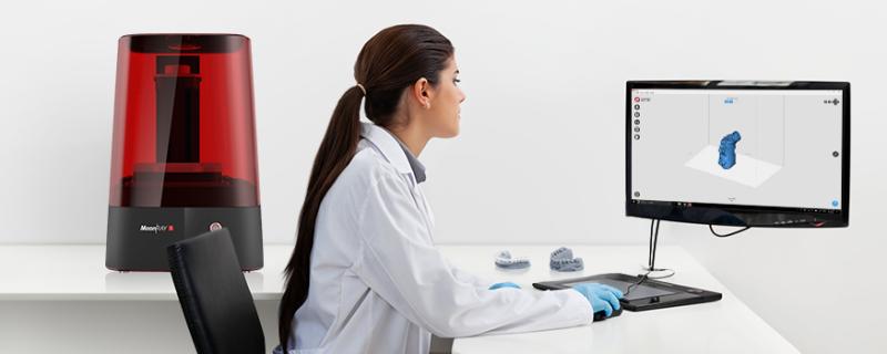 Impresión 3D para laboratorios dentales y Joyeros