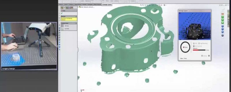 Nuevo Geomagic para Solidworks