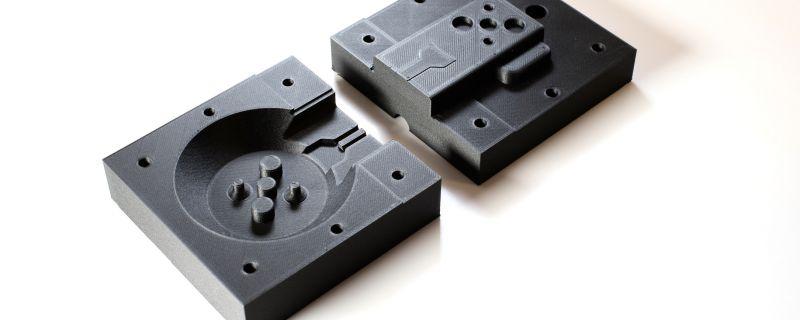 Molde para Plastico Termofijo con Impresión 3D