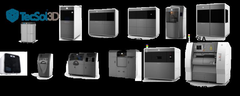 La Impresora 3D para usted.
