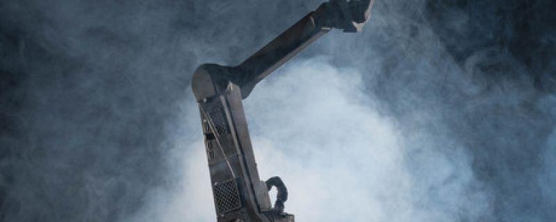 Brazo Robot de 7 ejes fabricado con Impresión 3D