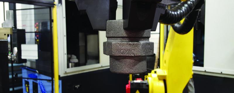 """La Mark Two asegura un """"buen agarre"""" en automatización con robots"""