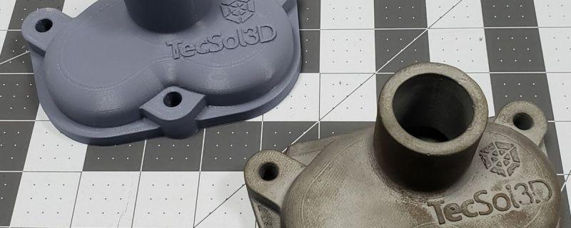 Piezas de fundición. Cera perdida con impresión 3D